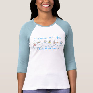 Pregnancy and Infant Loss Awareness Shirt
