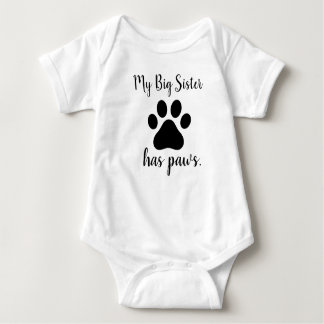 Pregnancy Announcement Baby Reveal My Sibling Baby Bodysuit