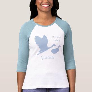Pregnancy Announcement for Grandma T-Shirt