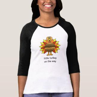 Pregnancy Announcement Thanksgiving T-Shirt