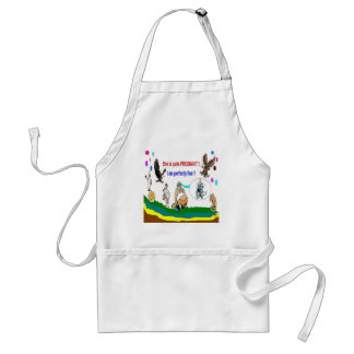 Pregnancy Father To Be Aprons
