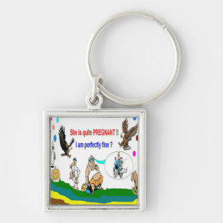 Pregnancy Father-To-Be Key Chains