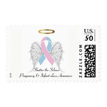 Pregnancy & Infant Loss Awareness Stamp