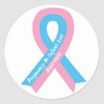 Pregnancy & Infant Loss Awareness Sticker