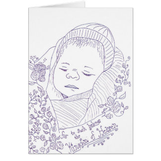 Pregnancy loss sympathy card