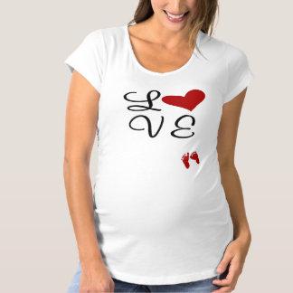 Pregnancy Love Maternity Maternity T-Shirt