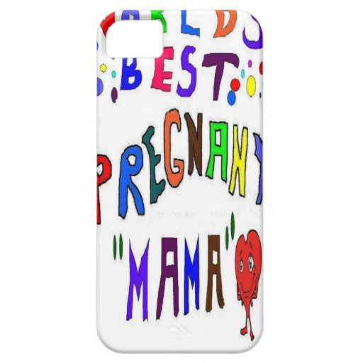 Pregnancy Mama iPhone 5 Covers