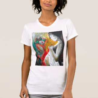 pregnancy-painting tee shirts