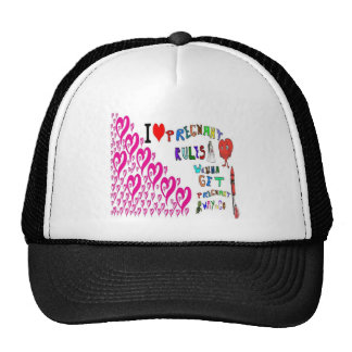 Pregnant and Pregnancy Trucker Hat