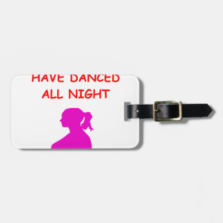 pregnant luggage tags