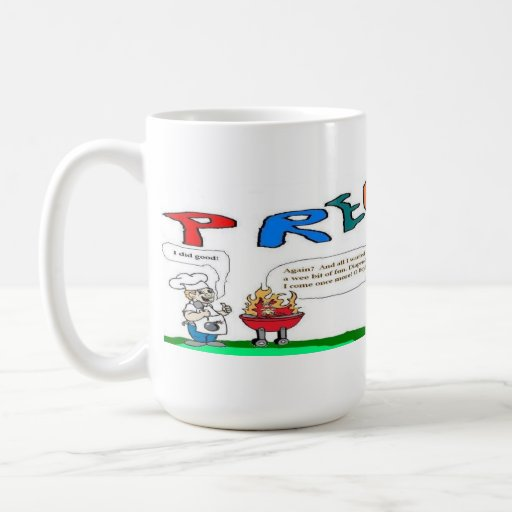 Pregnant Proud Dad Classic White Coffee Mug