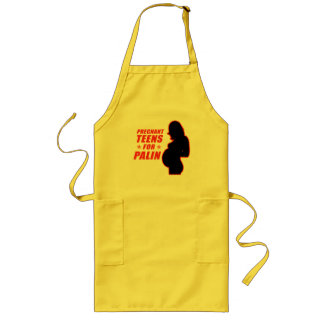 Pregnant Teens for Palin Aprons