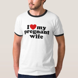Pregnant Wife T-Shirt