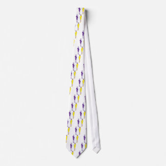 Pregnant Woman vector Neck Tie