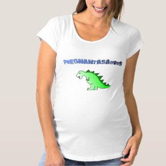 Pregnantasaurus- Cute pregnancy dinosaur t-shirt