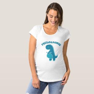 ec46aab797e99 Dinosaur Baby Maternity Shirts & Tops | Zazzle