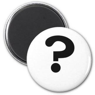 Pregunta Imán Redondo 5 Cm