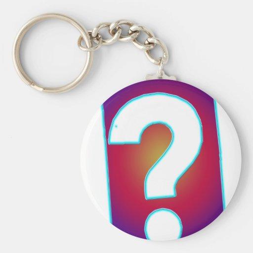 Pregunta Llaveros