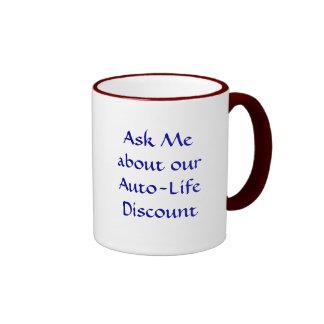 Pregunta/me pregunta taza