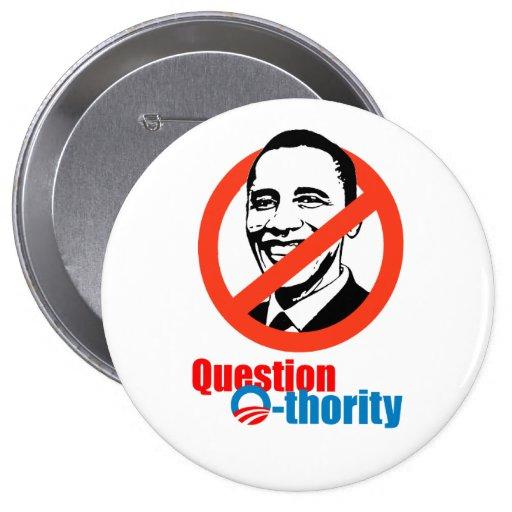 Pregunta Othority Pin