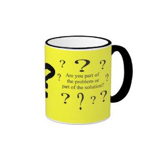 Pregunta Taza De Café