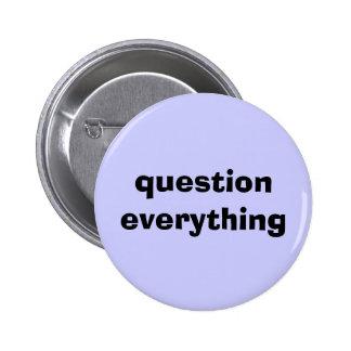 Pregunta todo pin redondo de 2 pulgadas