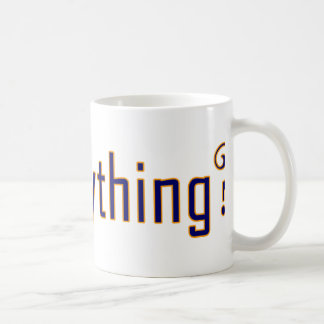 Pregunta todo tazas de café