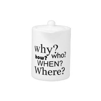 Preguntas de las preguntas