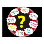 Preguntas hebreas postal