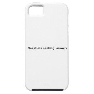Preguntas que buscan respuestas iPhone 5 Case-Mate protector