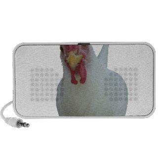 Pregunte a gallina iPhone altavoz