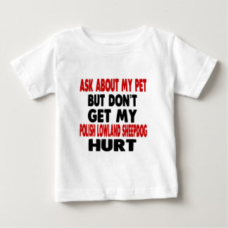 Pregunte por mi perro pastor polaco de la tierra playera
