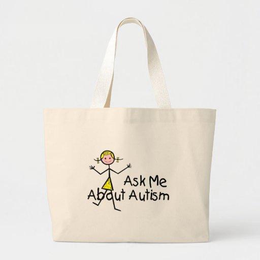 Pregúnteme acerca de autismo bolsas