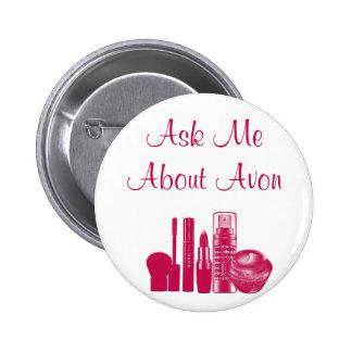 Pregúnteme acerca de Avon Pin Redondo De 2 Pulgadas