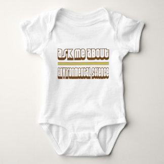 Pregúnteme acerca de ciencia ambiental body para bebé