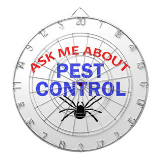 Pregúnteme acerca de control de parásito tablero dardos