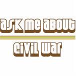 Pregúnteme acerca de guerra civil esculturas fotograficas