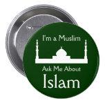 Pregúnteme acerca de Islam Pin