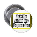 Pregúnteme acerca de mi depresión pins