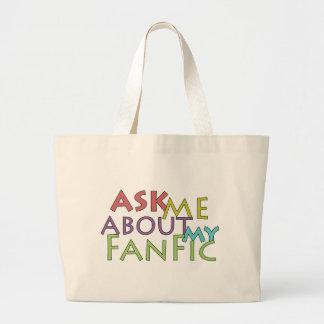 Pregúnteme acerca de mi Fanfic Bolsa De Mano