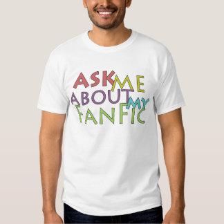 Pregúnteme acerca de mi Fanfic Remeras