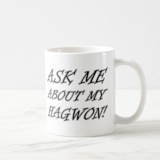 ¡Pregúnteme acerca de mi hagwon! Tazas