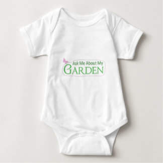 Pregúnteme acerca de mi jardín body para bebé