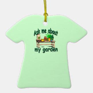 Pregúnteme acerca de mi jardín ornatos