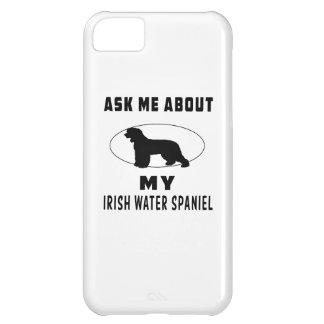 Pregúnteme acerca de mi perro de aguas de agua irl