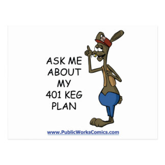 Pregúnteme acerca de mi plan de 401 barriletes postal