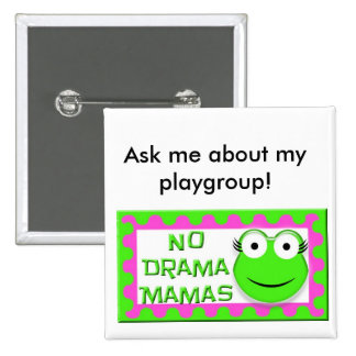 Pregúnteme acerca de mi Playgroup Pin