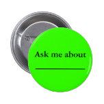 Pregúnteme acerca de _________ pin