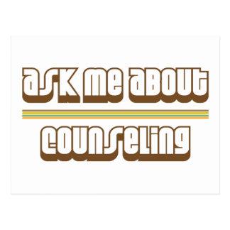 Pregúnteme acerca del asesoramiento postal