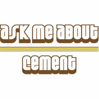 Pregúnteme acerca del cemento escultura fotográfica